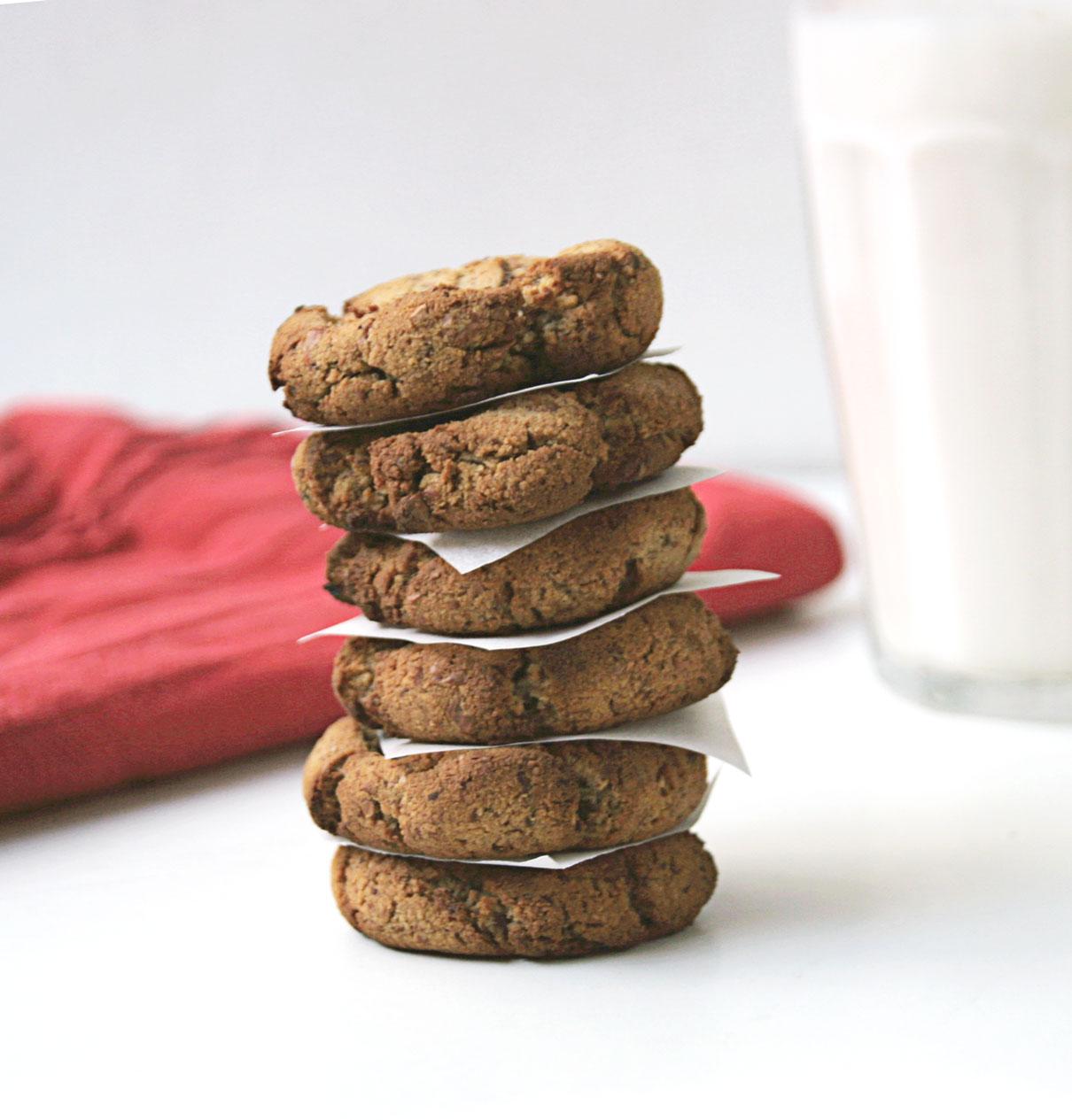 amandelpulp koekjes