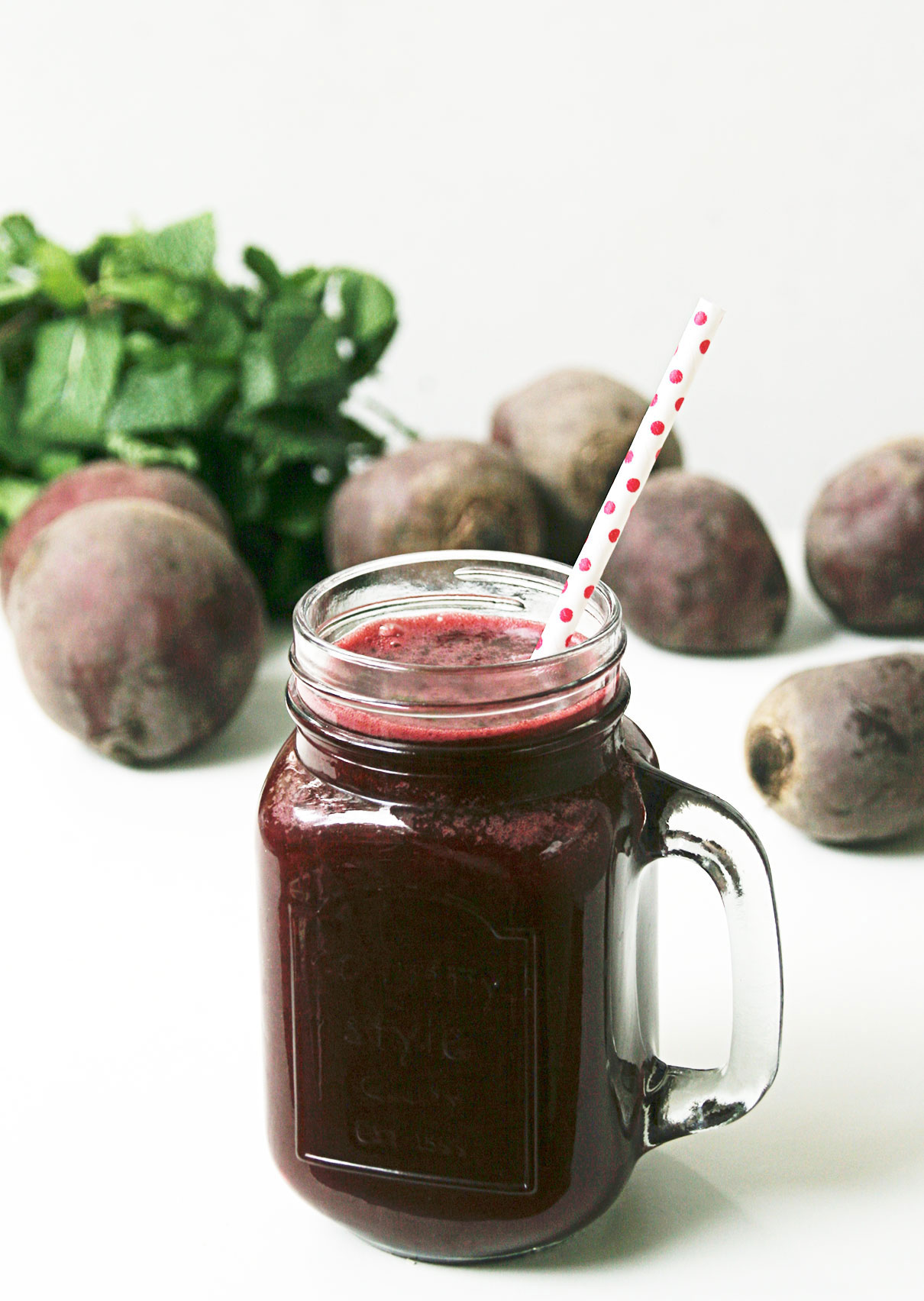 Beetroot carrot apple juice | ShareLoveNotSecrets.com/nl