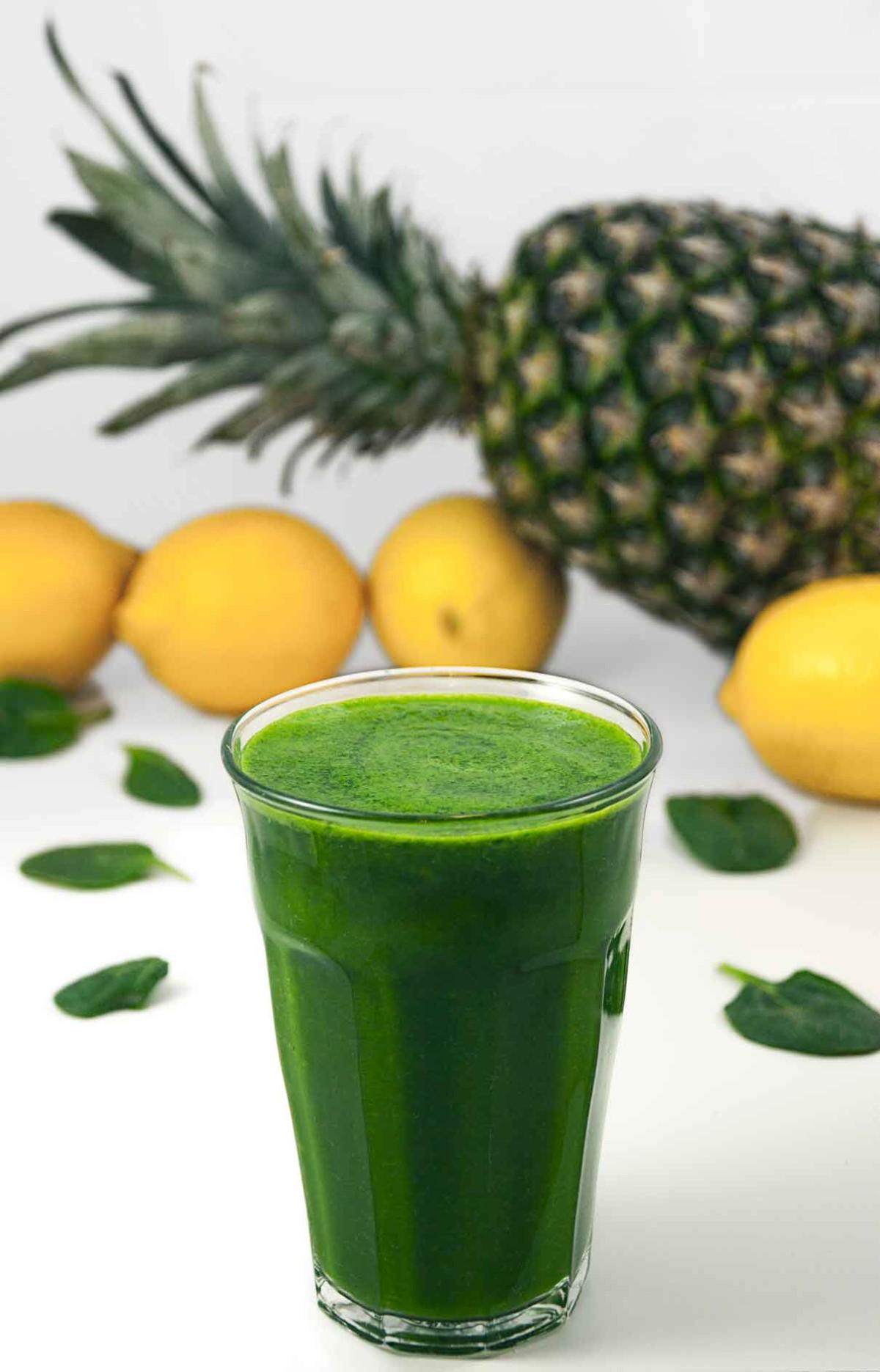 Spinach Pineapple Apple Lemon Juice Share Love Not Secrets - Secret benefits drinking apple juice