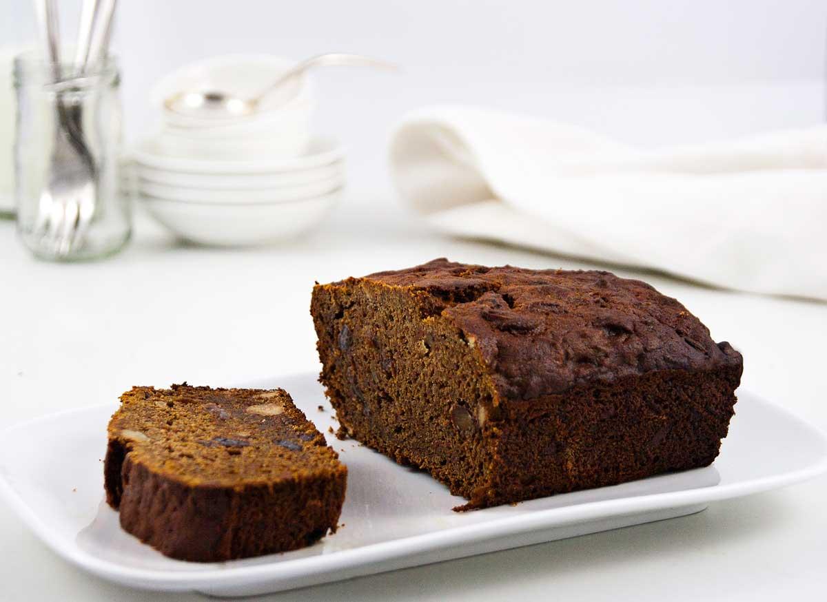 Carrot Pulp Cake