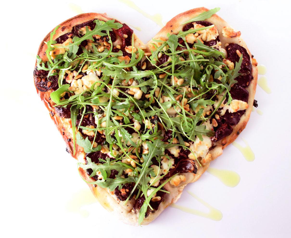 Valentijn_Pizza_Rode-Biet-en-geitenkaas