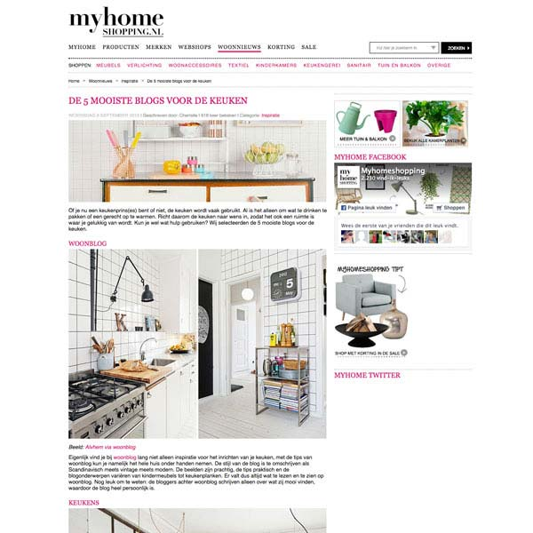 keukenblogs